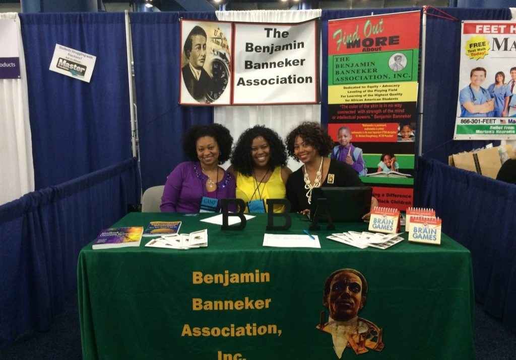 BBA members at the Conference for Advancement of Mathematics Teaching in Houston, TX.